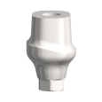 Temporary Abutment Anatomical PEEK Conical Connection WP 7x8mm