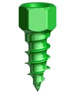 Bone Screw Ø 2.7 mm x 6 mm (3/pkg)