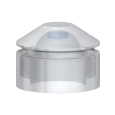 Plastic Cap with O-ring