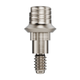 Universal Base Engaging Tri-Channel  NP 0.5/3mm