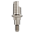 Universal Base Engaging Tri-Channel  NP 0.5/5mm
