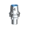 Snappy Abutment 4.0 NobelReplace WP 1.5 mm