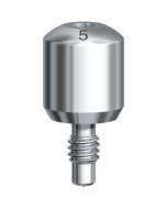 Healing Abutment Brånemark System RP Ø 5 x 5 mm