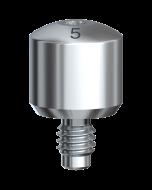 ヒーリングアバットメント Bmk ワイド WPφ6x5mm