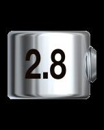 ドリルストップ φ2.8mm