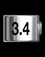 ドリルストップ φ3.4mm