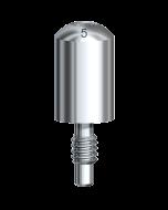 ヒーリングアバットメント Bmk ストレート NP φ3.5x5mm
