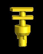 Rpl印象コーピングクローズドプラ RPφ5.3mm