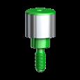ヒーリングアバットメント NbRpl ストレート 6.0φ6x5mm