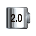 ドリルストップ φ2.0mm