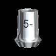 スナッピー・アバットメント 5.5 Bmk NP 1mm