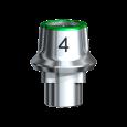 スナッピー・アバットメント 4.0 Rpl 6.0 0.5mm