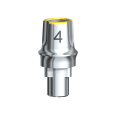 スナッピー・アバットメント 4.0 Rpl RP 1.5mm