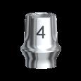 スナッピー・アバットメント 4.0 Bmk NP 2mm