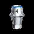 スナッピーアバットメント 4.0 CC WP 3mm