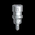 ガイディッド シリンダー w Pin  CC WP 5.5