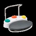 OS300 フットコントロール S-NW(ワイヤレス), ドングル付