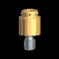 ロケーターアバットメント Bmk WP 4.0mm
