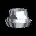 EsthetiConeアバット1mm(スクリュー付) RP