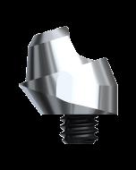 Brånemark System Zygoma Multi-unit RP 17° 3 mm (TiUnite)