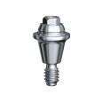 Multi-unit Abutment Conical Connection RP 1.5 mm