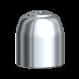 Healing Cap Multi-unit Titanium Ø 5.0 x 5.5 mm 2/pkg