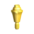 Try-in Multi-unit Abutment CC RP 2.5 mm