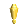 Try-in Multi-unit Abutment CC RP 3.5 mm