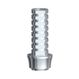Temporary Abutment Non-engaging Conical Connection WP 3 mm