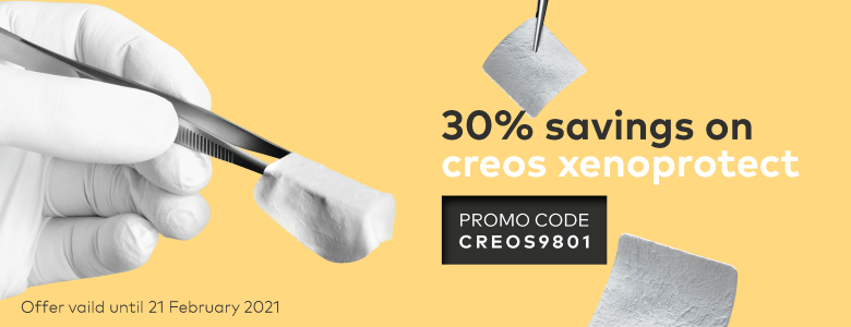 30% savings on creos xenoprotect. Use promo code CREOS9801