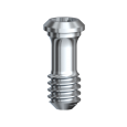 Lab Screw Multi-unit Angled Conical Connection RP/WP and External Hex RP