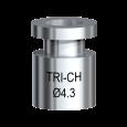 Implant Rescue Collar Tri-Channel Ø 4.3