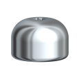 Заживляющий колпачок Multi-unit титановый Ø 6,0 x 4,1 мм, 2 шт./уп.