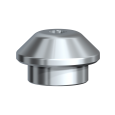 Заживляющий колпачок широкий Multi-unit титановый Ø 5,0 x 4.1 мм, 2 шт./уп.