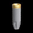 Имплантат NobelParallel Conical Connection TiUltra RP 5,0 x 15 мм