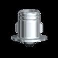 Универсальный абатмент On1 без захвата RP 0,3 мм