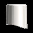 Пластиковый/временный колпачок эстетического абатмента NobelReplace 6.0/Brånemark System WP