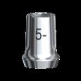 Абатмент Snappy 5.5 Brånemark System RP 1 мм