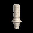 Пластиковый абатмент для воскового моделирования NobelProceraс захватом, коническое соединение RP д