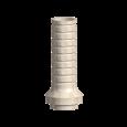 Абатмент для воскового моделирования NobelProcera без захвата, коническое соединение WP