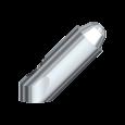 Абатмент Multi-unit 45°, внешнее шестигранное соединение RP 10 мм