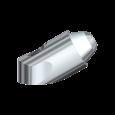 Абатмент Multi-unit 60°, внешнее шестигранное соединение RP 6 мм