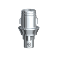 Универсальное основание, трехканальное соединение NP 1,5 мм