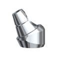 Abutment Angulated with Screw 30° 4 mm RP
