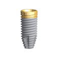 NobelParallel Conical Connection TiUltra WP 5.5 x 13 mm