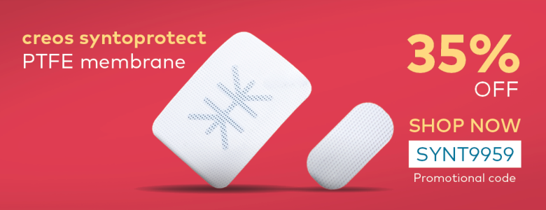 35% off on creos syntoprotect. Use promo code SYNT9959