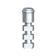 Locator R-Tx™ Abutment Analog 3.35mm (4/pkg)