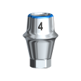 Snappy Abutment 4.0 Conical Connection WP 3 mm