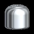 Healing Cap Multi-unit Titanium Ø 6.0 x 5.5 mm 2/pkg