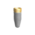 NobelReplace Conical Connection TiUltra RP 4.3 x 10 mm